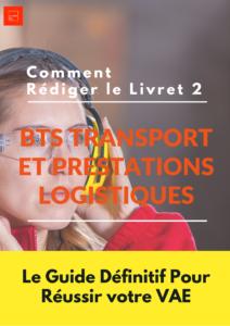 Livret 2 BTS Transport et Prestations Logistiques